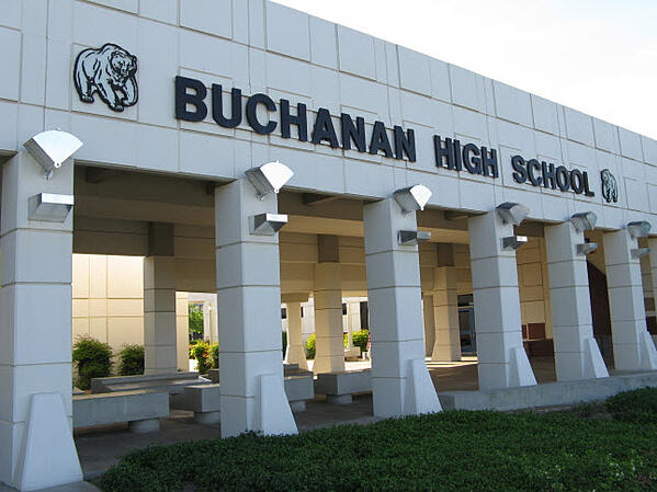 Buchanan-High-school