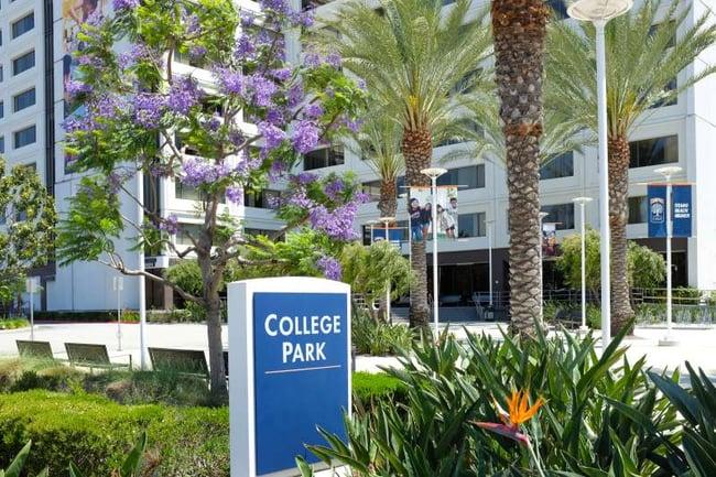 College park Fullerton