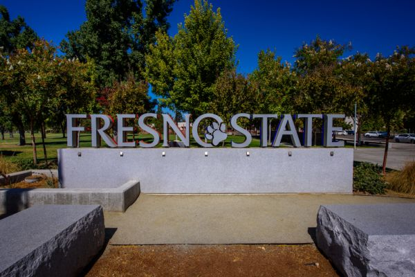Fresno State College Entrance