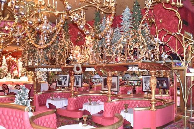 Madonna Inn restaurant in SLO