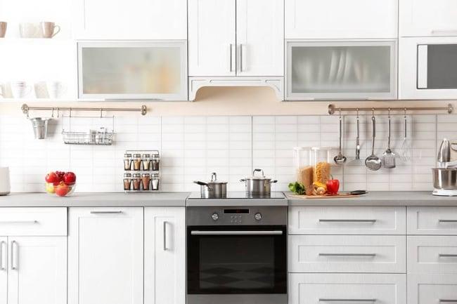 Modern Student Kitchen San Diego