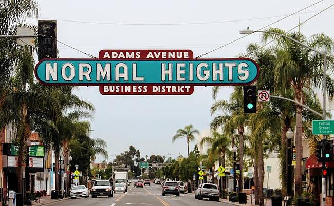 Normal Heights San Diego