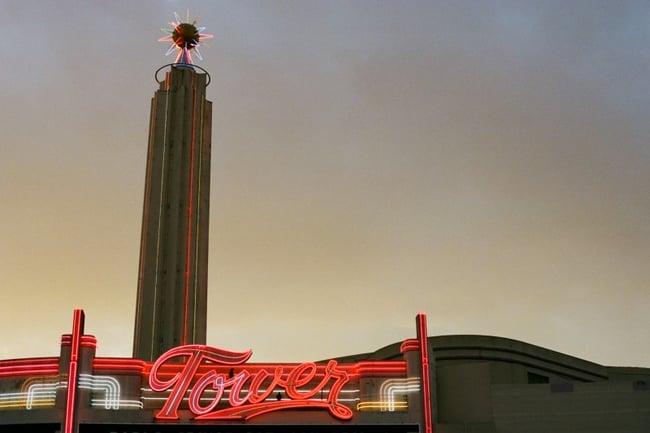 Tower district Fresno