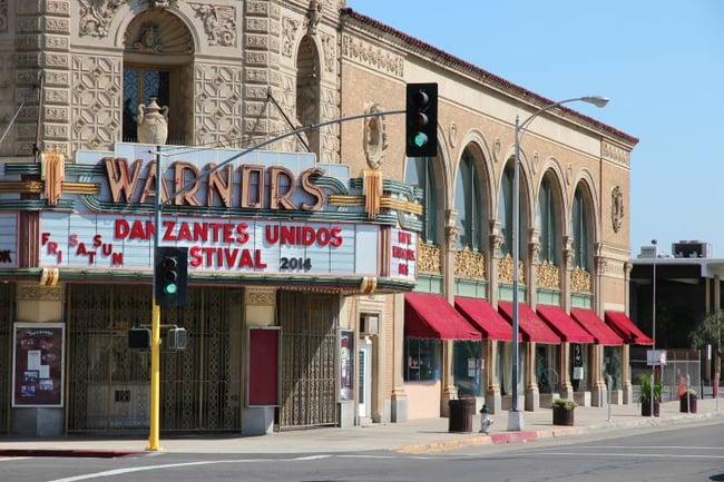 Warnors Theatre Fresno