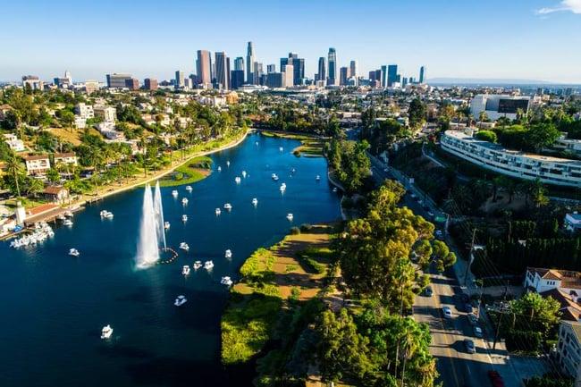 housing costs in LA