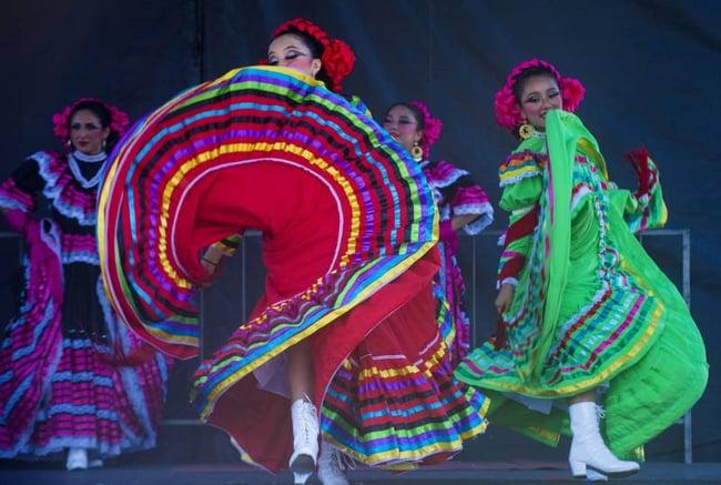 Cultural diversity in San Diego