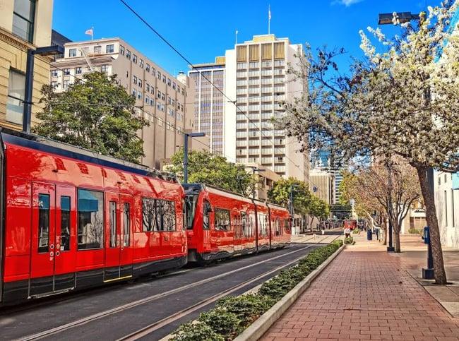 San Diego Metro